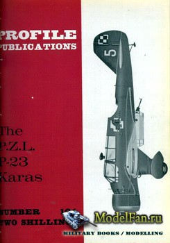 Profile Publications - Aircraft Profile №104 - The P.Z.L. P-23 Karas
