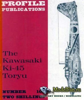 Profile Publications - Aircraft Profile №105 - The Kawasaki Ki-45 Toryu
