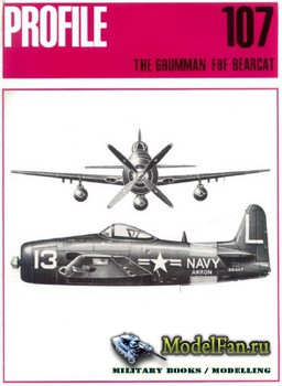 Profile Publications - Aircraft Profile №107 - The Grumman F8F Bearcat