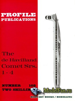 Profile Publications - Aircraft Profile №108 - The de Havilland Comet Srs.1 ...