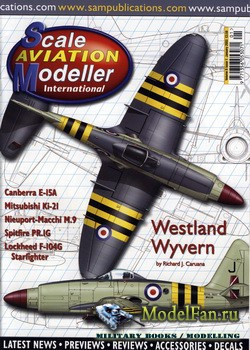 Scale Aviation Modeller International (January 2003) Vol.9 №1