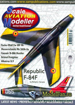 Scale Aviation Modeller International (February 2003) Vol.9 №2