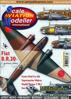 Scale Aviation Modeller International (March 2003) Vol.9 №3
