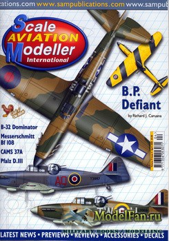 Scale Aviation Modeller International (April 2003) Vol.9 №4