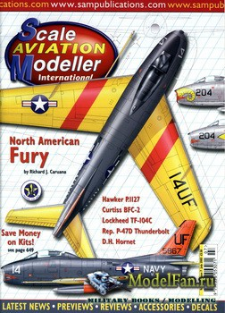 Scale Aviation Modeller International (July 2003) Vol.9 №7