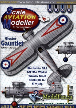 Scale Aviation Modeller International (September 2003) Vol.9 №9