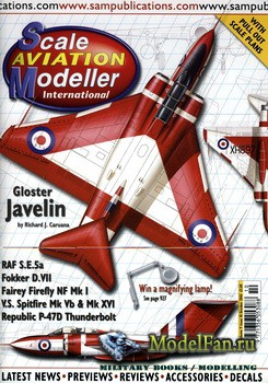 Scale Aviation Modeller International (October 2003) Vol.9 №10