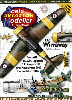 Scale Aviation Modeller International (November 2003) Vol.9 №11