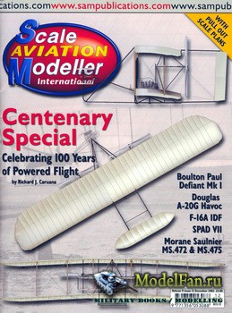 Scale Aviation Modeller International (December 2003) Vol.9 №12