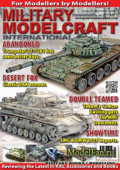 Military Modelcraft International №1 2016