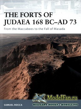 Osprey - Fortress 65 - The Forts of Judaea 168 BC-AD 73. From the Maccabees ...