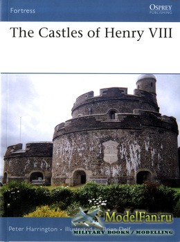 Osprey - Fortress 66 - The Castles of Henry VIII