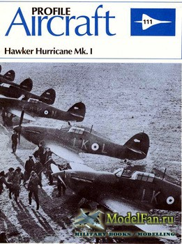 Profile Publications - Aircraft Profile №111 - The Hawker Hurricane Mk.I