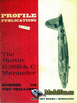 Profile Publications - Aircraft Profile №112 - The Martin B-26B & Marauder