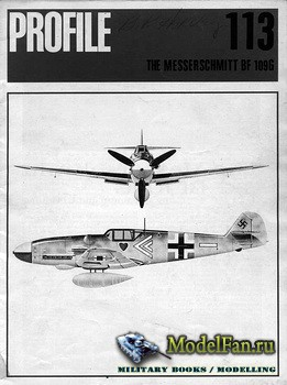 Profile Publications - Aircraft Profile №113 - The Messerschmitt Bf 109G