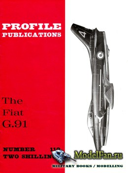 Profile Publications - Aircraft Profile №119 - The Fiat G.91