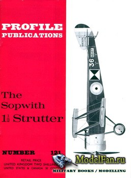 Profile Publications - Aircraft Profile №121 - The Sopwith 1½ Strutter