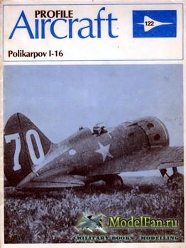 Profile Publications - Aircraft Profile №122 - Polikarpov I-16