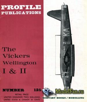 Profile Publications - Aircraft Profile №125 - The Vickers Wellington I & I ...