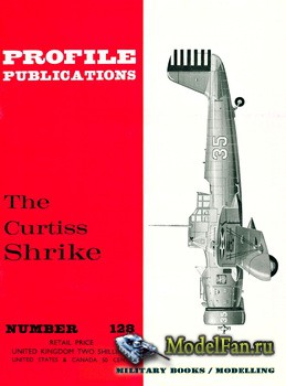 Profile Publications - Aircraft Profile №128 - The Curtiss Shrike