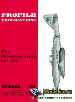 Profile Publications - Aircraft Profile №130 - The Messerschmitt Me 262