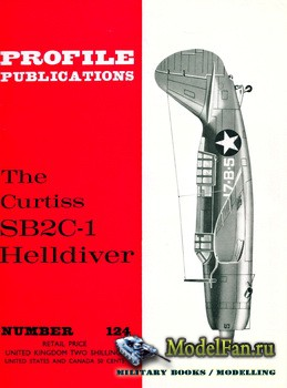 Profile Publications - Aircraft Profile №124 - The Curtiss SB2C-1 Helldiver