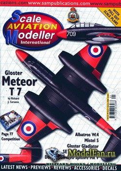 Scale Aviation Modeller International (January 2004) Vol.10 №1
