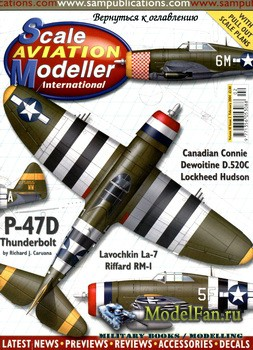 Scale Aviation Modeller International (February 2004) Vol.10 №2