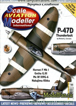 Scale Aviation Modeller International (March 2004) Vol.10 №3