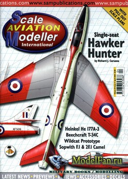 Scale Aviation Modeller International (April 2004) Vol.10 №4