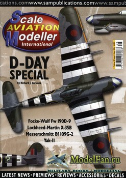 Scale Aviation Modeller International (June 2004) Vol.10 №6