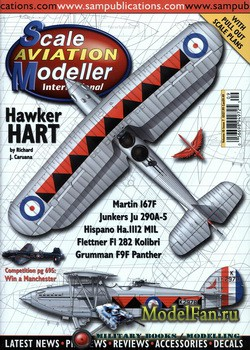 Scale Aviation Modeller International (July 2004) Vol.10 №7