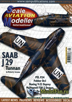 Scale Aviation Modeller International (September 2004) Vol.10 №9