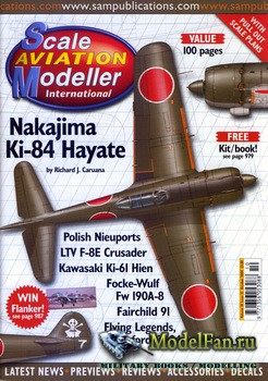 Scale Aviation Modeller International (October 2004) Vol.10 №10