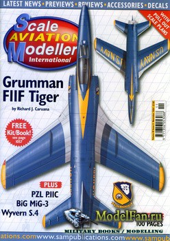 Scale Aviation Modeller International (November 2004) Vol.10 №11