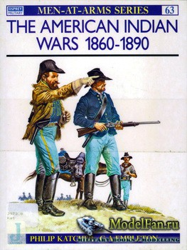 Osprey - Men-at-Arms 63 - The American Indian Wars 1860-1890