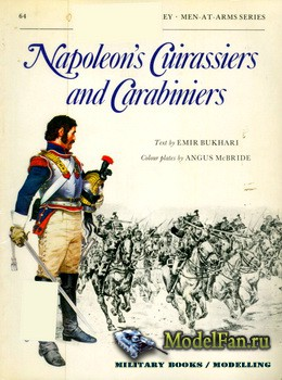 Osprey - Men-at-Arms 64 - Napoleon's Cuirassiers and Carabiniers