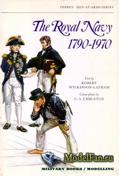 Osprey - Men-at-Arms 65 - The Royal Navy 1790-1970