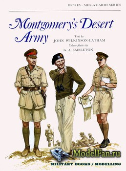 Osprey - Men-at-Arms 66 - Montgomery's Desert Army