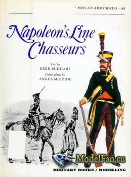 Osprey - Men-at-Arms 68 - Napoleon's Line Chasseurs