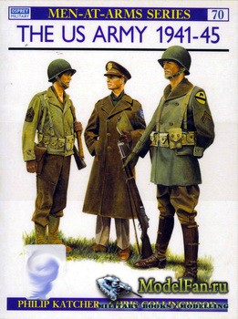 Osprey - Men-at-Arms 70 - The US Army 1941-1945