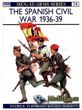 Osprey - Men-at-Arms 74 - The Spanish Civil War 1936-1939