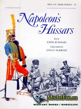 Osprey - Men-at-Arms 76 - Napoleon's Hussars