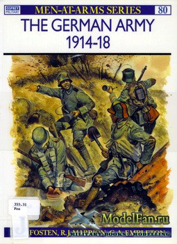 Osprey - Men-at-Arms 80 - The German Army 1914-1918