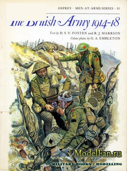 Osprey - Men-at-Arms 81 - The British Army 1914-1918