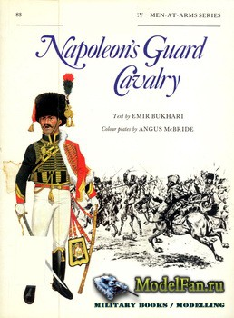 Osprey - Men-at-Arms 83 - Napoleon's Guard Cavalry