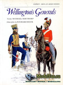 Osprey - Men-at-Arms 84 - Wellington's Generals