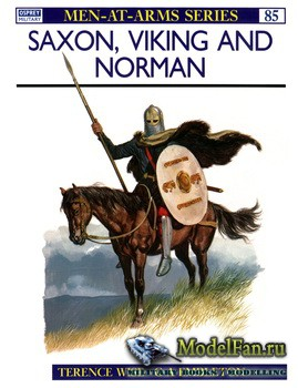 Osprey - Men-at-Arms 85 - Saxons, Vikings and Normans