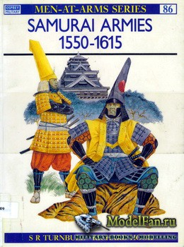 Osprey - Men-at-Arms 86 - Samurai Armies 1550-1615