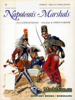 Osprey - Men-at-Arms 87 - Napoleon's Marshals